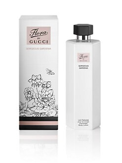 Gucci - Gucci Flora Gorgeous Gardenia Body Lotion/6.7 oz.