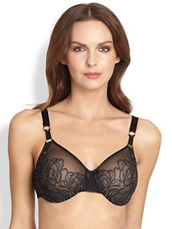 Chantelle - Barocco Seamless Molded Bra