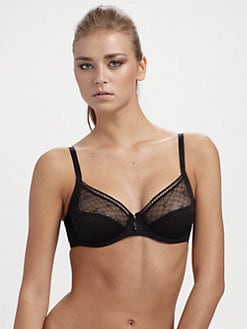 Chantelle - C Chic Three-Part Cup Bra