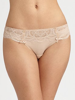 Chantelle - St. Germain Lace Brazilian Bikini