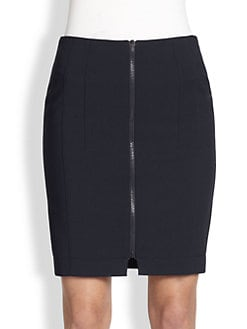 Akris Punto - Cotton Techno Skirt