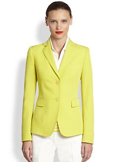 Akris Punto - Fitted Two-Button Blazer