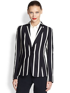 Akris Punto - Stripe Jacket