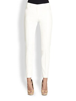 Akris Punto - Stretch Cotton Fabiana Pants
