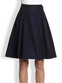 Akris Punto - Pleated Techno Skirt