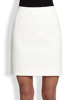 Akris Punto - Techno Cotton Mini Skirt