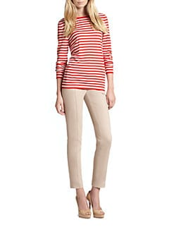 Akris Punto - Wool Striped Top
