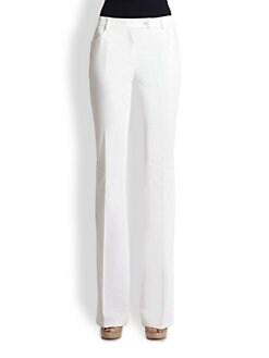Akris Punto - Milton High-Waist Pants