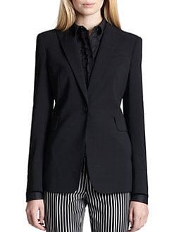 Akris Punto - Single-Button Blazer
