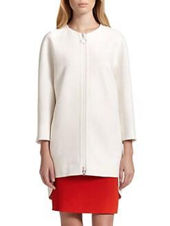 Akris Punto - Knit Zip-Front Jacket