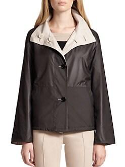Akris Punto - Techno Reversible Jacket