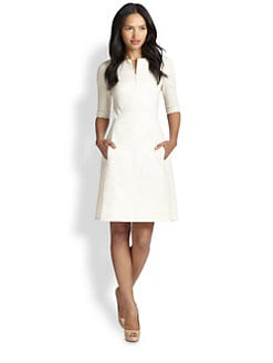 Akris Punto - Stretch Cotton Knit Dress