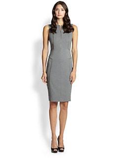 Akris Punto - Jersey Zipper Dress