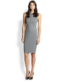 Akris Punto - Jersey Zipper Dress