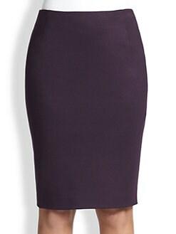 Akris Punto - Jersey Pencil Skirt