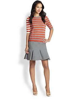 Akris Punto - Colorblock Striped Sweater