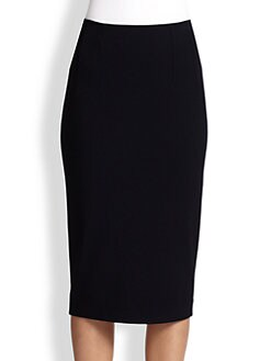 Akris Punto - Jersey Midi Pencil Skirt