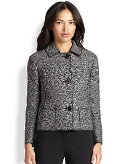 Akris Punto - Tweed Jacket