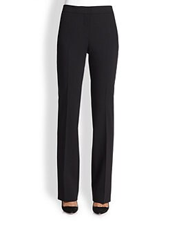 Akris Punto - Faubourg Straight-Leg Pants