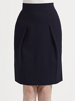 Akris Punto - Wool Skirt