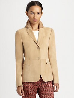 Akris Punto - Suede Blazer
