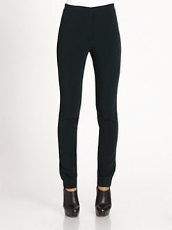 Akris Punto - Stretch Jersey Straight-Leg Pants