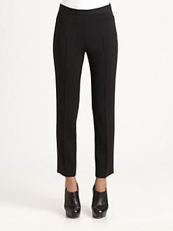 Akris Punto - Cropped Straight-Leg Pants