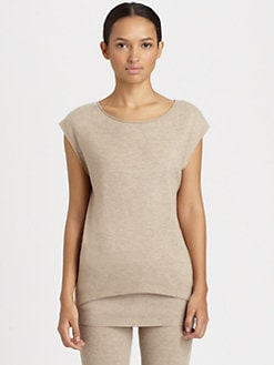 Akris Punto - Wool & Cashmere Top