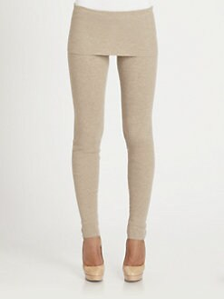 Akris Punto - Wool & Cashmere Leggings