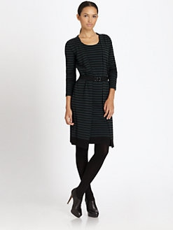 Akris Punto - Cardigan Dress
