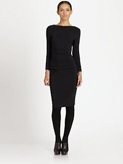 Akris Punto - Boatneck Dress