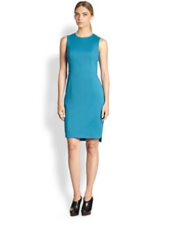 Akris Punto - Paneled Stretch Knit Dress