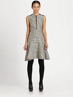 Akris Punto - Graphic Print Dress