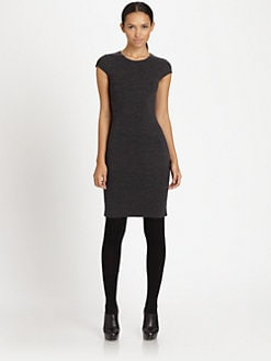 Akris Punto - Cap-Sleeve Dress