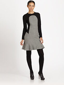 Akris Punto - Panel Constructed Dress