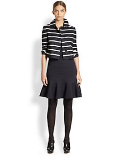 Akris Punto - Striped Wool Jacket