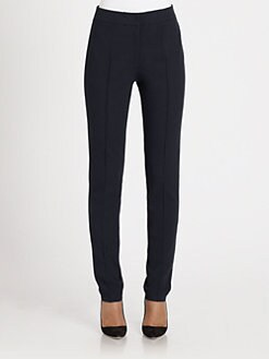 Akris Punto - Knit Straight-Leg Ankle Pants
