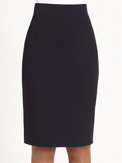 Akris Punto - Stretch Knit Pencil Skirt