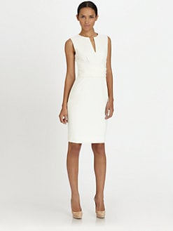 Akris Punto - Wrap-Waist Dress