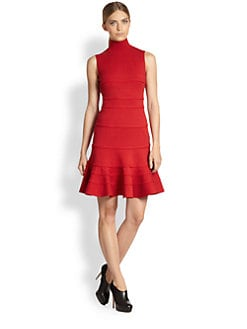 Akris Punto - Jersey Blanket Stitch Dress