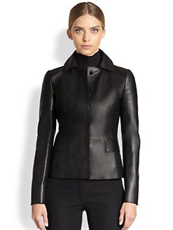 Akris Punto - Nappa Leather Jacket