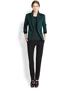 Akris Punto - Asymmetrical Button-Front Blazer