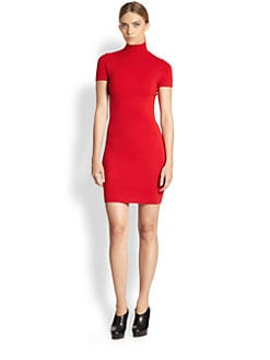 Akris Punto - Mock Neck Dress
