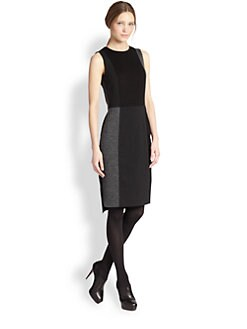 Akris Punto - Colorblock Jersey Dress