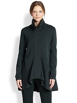 Akris Punto - Knit Peplum Jacket