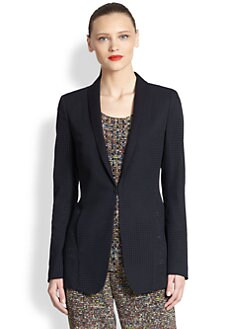 Akris Punto - Perforated Blazer