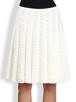 Akris Punto - Pleated Skirt