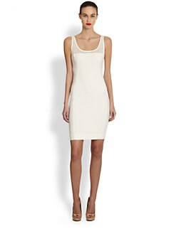 Akris Punto - Mesh Yoke Dress