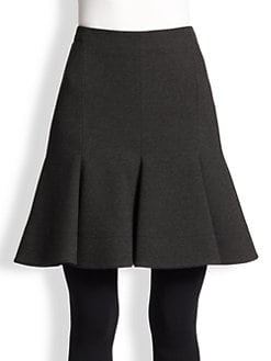 Akris Punto - Jersey Flippy Skirt
