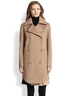 Akris Punto - Wool Double-Breasted Coat